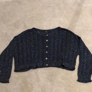Boxy cropped Carole little sweater